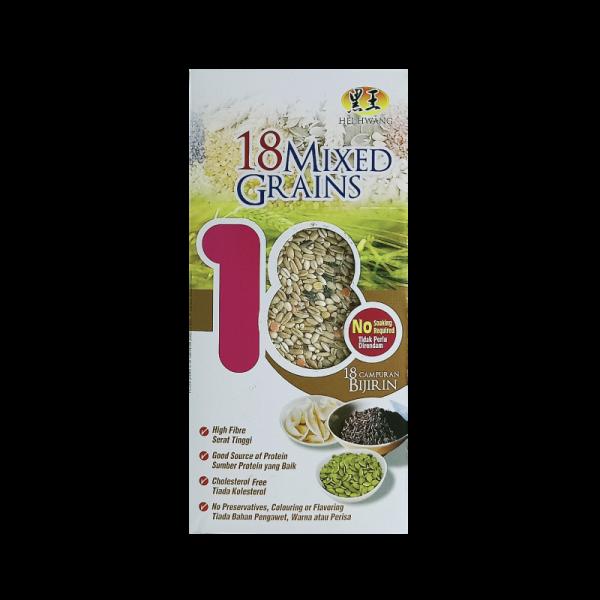 18 mixed grains