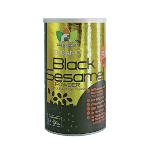 organic black sesame